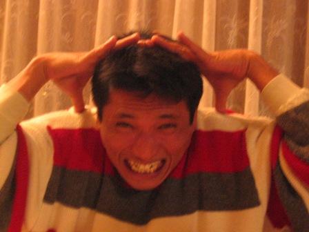 Pontyanus Gea ou Ponty, meu irmão indonésio