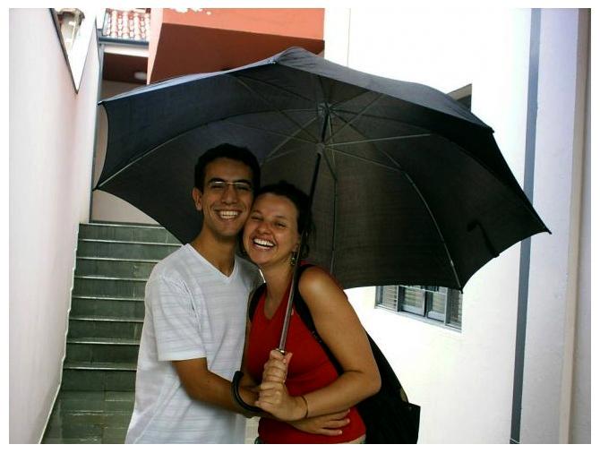 Karina e Lucas